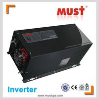 4000w 5000w 6000w 30 to 75 amp power inverter battery charger
