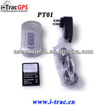 GPS tracking Gadget for kids adult old people with gprs web based monitoring software