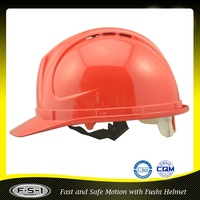 ABS shell CE EN397 custom types of safety helmet