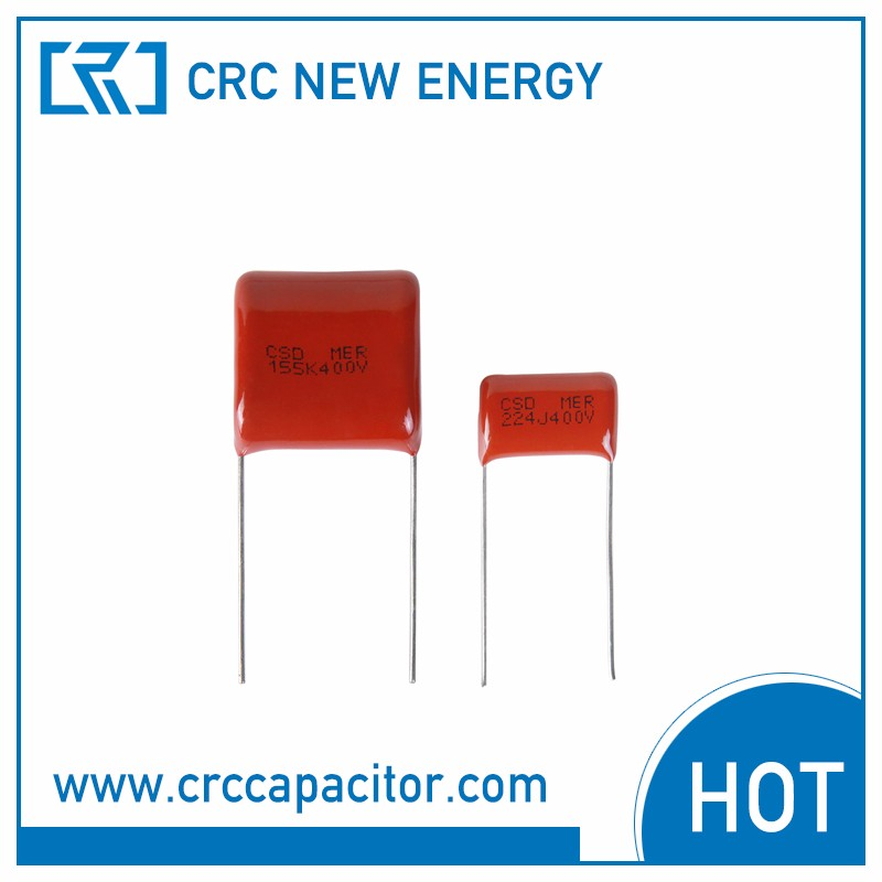 polypropylene film capacitor 224 250v