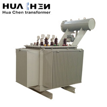 High Quality 10kv 11KV high voltage three phase oil-immersed power transformers 1500kva