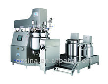 2012 body cream making machine