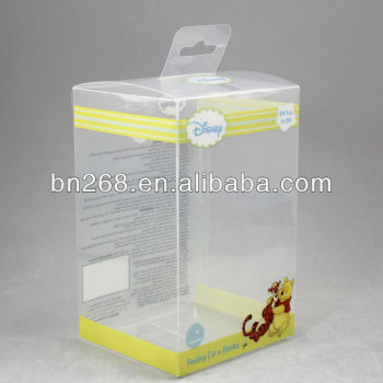 eco friendly plastic packaging for nursing bottle