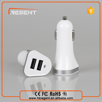 Speed car battery charger for car factory wireless 5v 5.1A 4 usb starting car charger for android mobile phone tablet pc