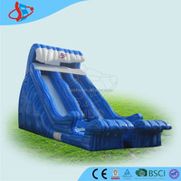 GMIF water park small kids play gaint inflatable water slide inflatable castle toy