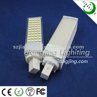 High lumen 9w SMD5050 led pl corn tube