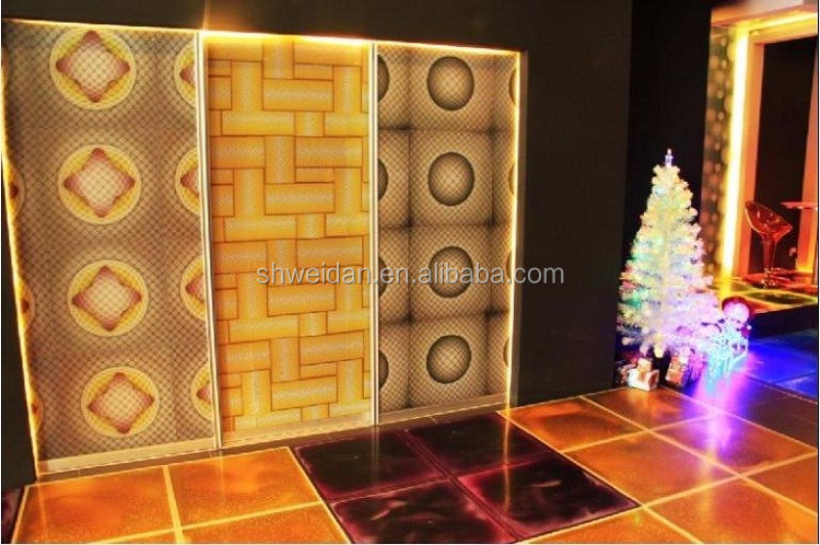Fashion decorative night clubs floor tiles