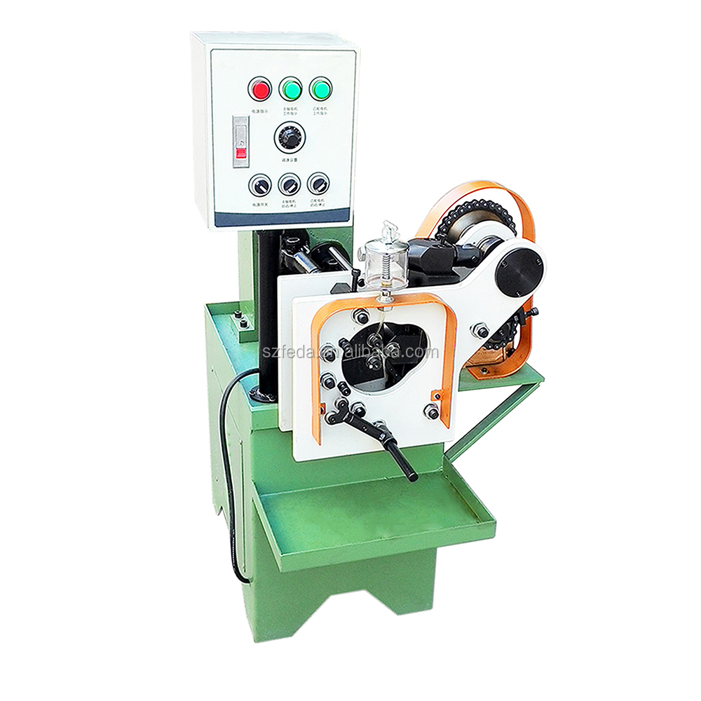 Cam type pipe thread rolling machine three rollers threading machine for pipe thread
