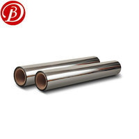 Silver Aluminum Metalized Pet Film For