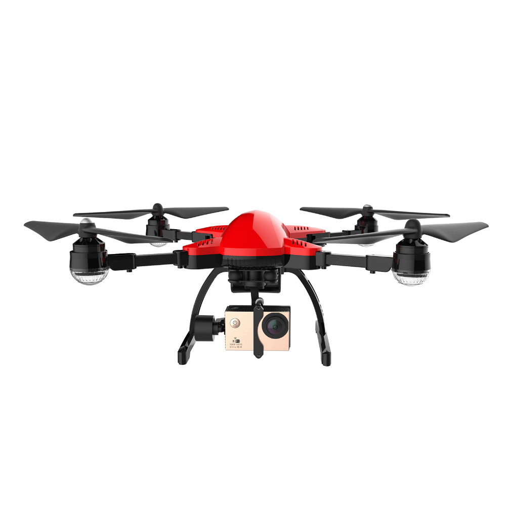 Professional new arrived simtoo dragonfly 4k rc drone with gps and follow me smart watch