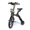 Aluminum alloy frame mini cooper folding electric bicycle e bike