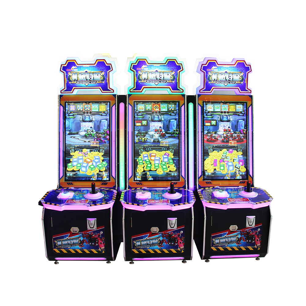 1 3Players coin acceptor japan music arcade ticket lottery game machine