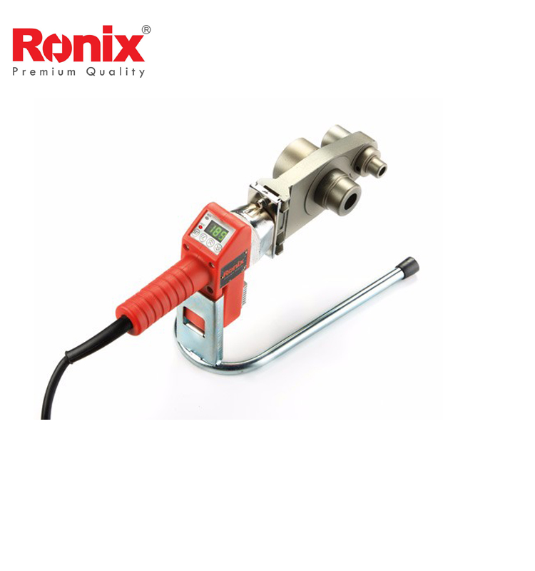 RONIX new design digital display PPR socket welder machine for wholesales RH-4402