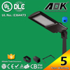 DLC UL GS CE RoHS Listed led area light led parking lot lighting from China manufacturer