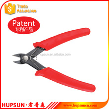 "HS-109 5""electrical cutting plier wire cable cutter side snips flush pliers tool"