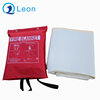 Heat Production Fiberglass Welding Fire Blanket