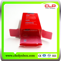 Customized package box perfume oil packaging