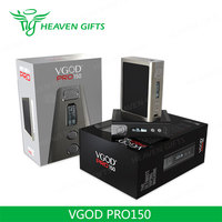 VGOD PRO 150W Dual 18650 big battery mod e-cigarette from Heaven Gifts