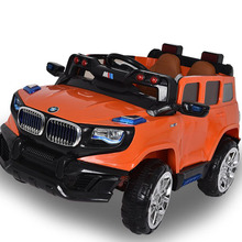 Child Battery Off-road Vehicle Fashion Kids Electric Ride on Car to Drive
