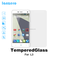 Tempered Glass Screen Protector For ZTE L3 Anti-Explosion 9H 0.33mm