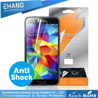 Mobile phone accessory sport anti shock screen ward for galaxy s5