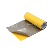 Flexible magnetic material, soft type paper thin magnet sheet for nfc/rfid device