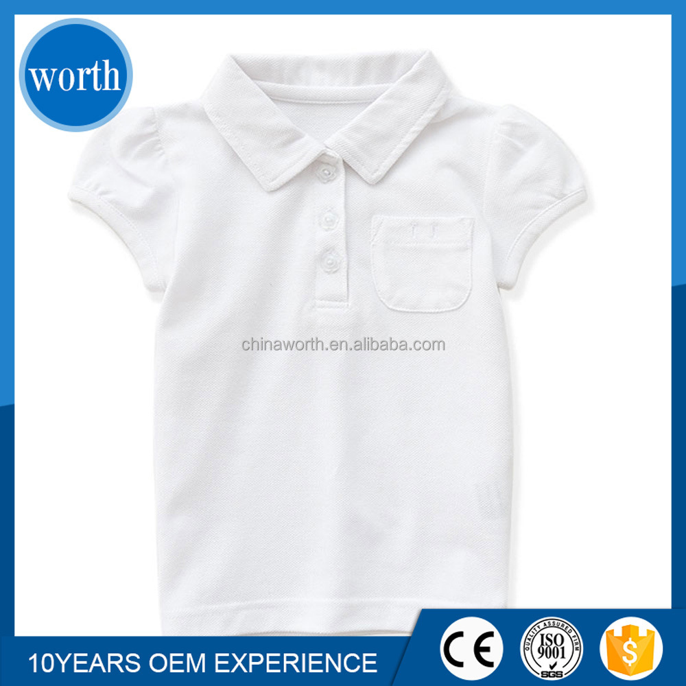 Wholesale children polo t shirts school uniform polo t Wholesale polo t shirts