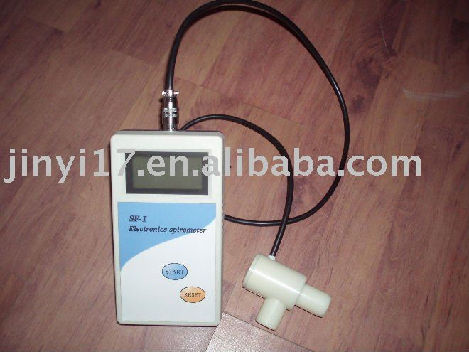 SF-I Portable Digital Spirometer/Espirometro