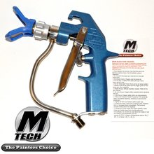MT-132 M-TECH international Airless Texture And Spray Gun