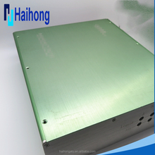 Custom waterproof inverter anodized aluminum box