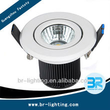Halogen Lamp Replaced downlight Directional LED Recessed Lights