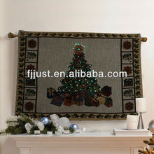 wall hanging tapestry for christmas holiday