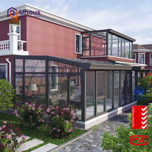 The latest design Aluminum windows and doors manufacturer Aluminum Sunroom