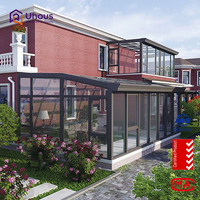 New Style Aluminum Sunroom Good Quality