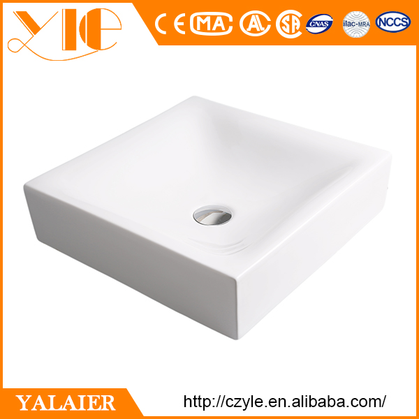 Strong Hardness Modified Artificial Stone Bath Sinks/Washing basin