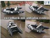 480cm length inflatable boat for sale