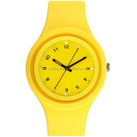 Bulk wholesale promotional gift silicone watch,hot promotion watch