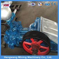 Diesel Engine Horizontal Triplex Mud Pump for Sale BW-850