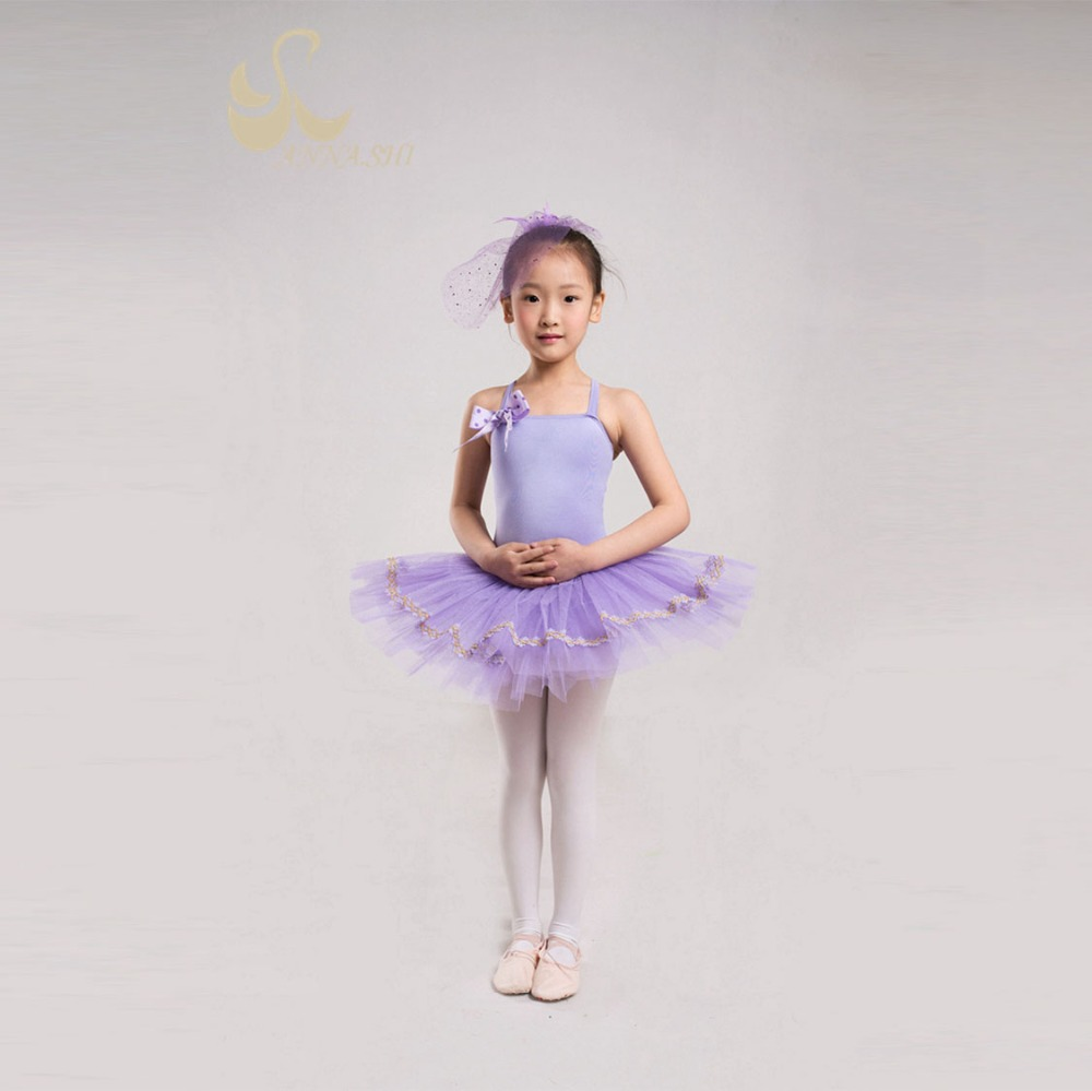 Dance wear supplier Girls Stratified leotards ballet