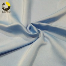 China factory textile brushed scarf shawl silk satin twill fabrics 75D good printing material
