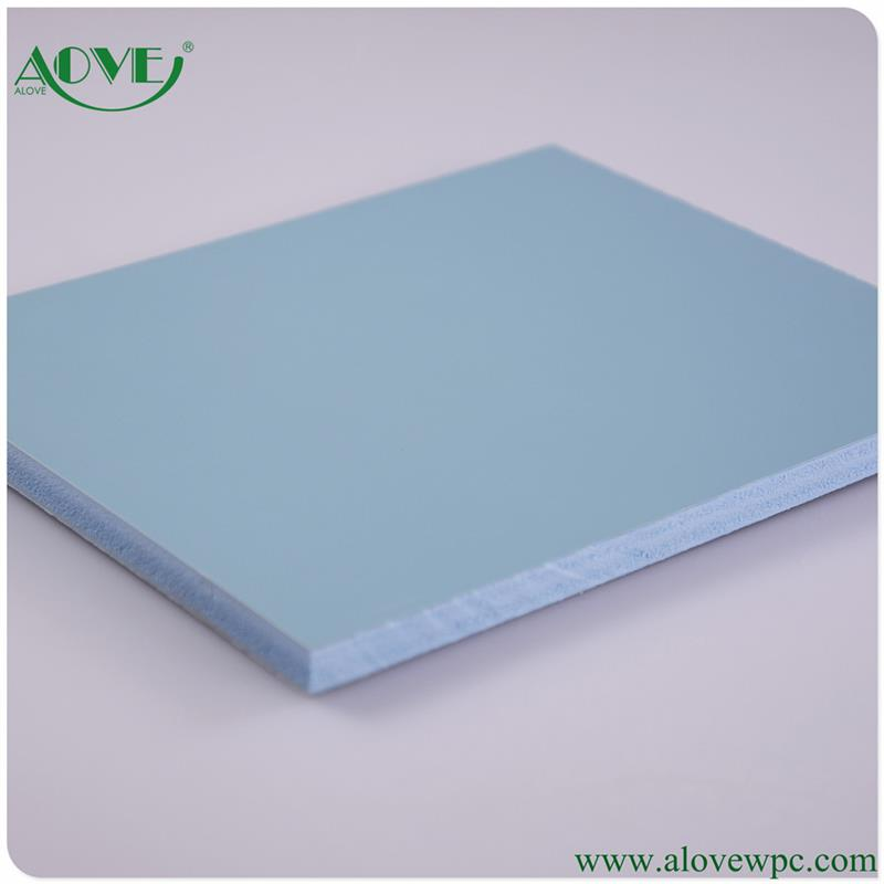 Brand new pvc partition board with high quality