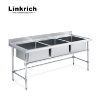Best Sale Commercial Kitchen Accessories Stainless Steel Sink