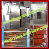 meat smoking machine/smoking house