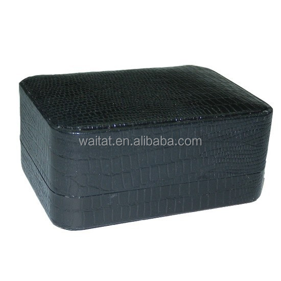 Plastic Paper Display Cufflinks Box Case Packaging