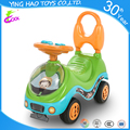 hot sale music plastic push & pedal ride on toy car for kids with EN71