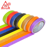hot sales strong adhesive high quality offer customize width and length Multi color WASHI masking tape