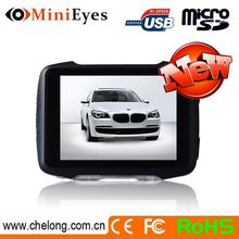 Latest Exclusive Design 3inch NTK96650 WDR HDMI GPS 4X zoom car camera hd dvr x60