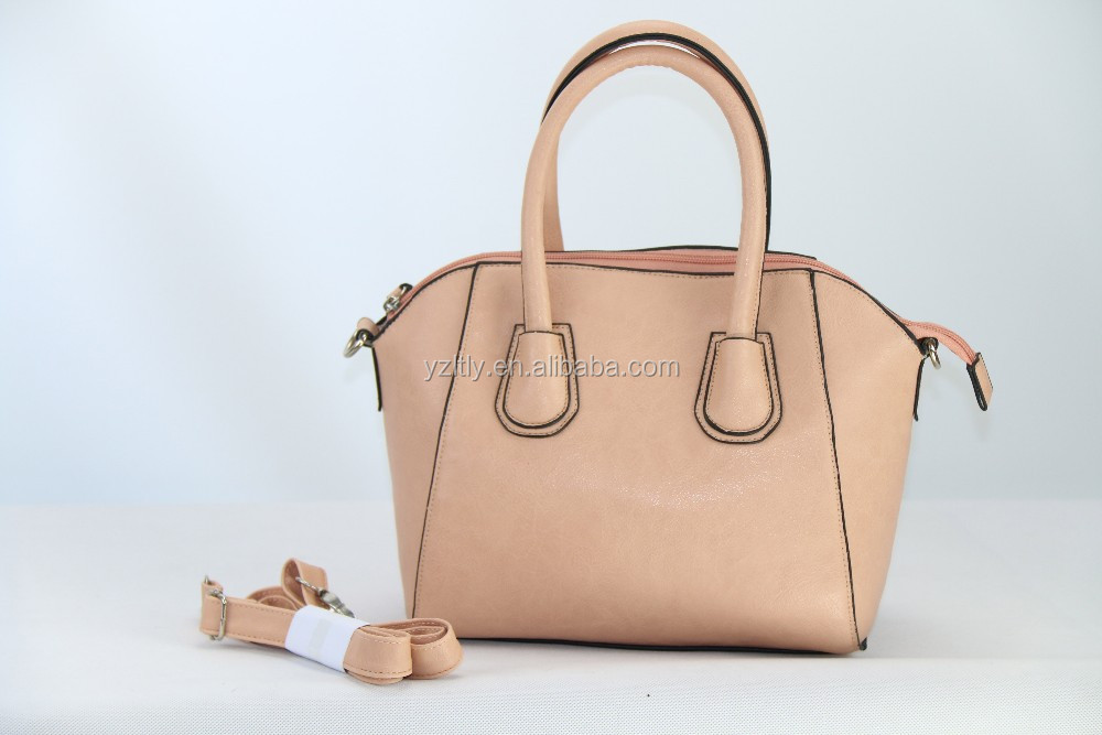 New products 2016 alibaba China high quality PU bag handbags , women bags