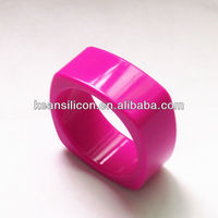 Rubber Bracelets Maker Wholesale Silicon Bangles
