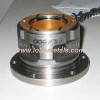 OEM Cast Iron wheel hub assembly with bushing